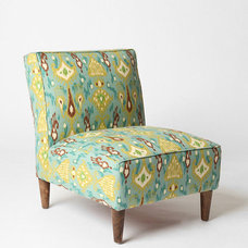 Eclectic Living Room Chairs by Urban Outfitters