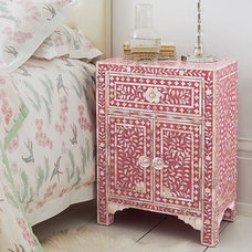 Eclectic Side Tables And End Tables by Rebecca Heane