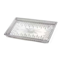 Waterford - Waterford Lismore Rectangular Tray - Waterford Lismore Rectangular Tray