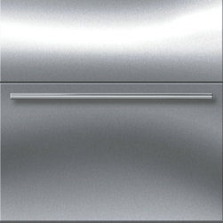 "Sub-Zero 27"" Refrigerator Drawers Stainless Steel 