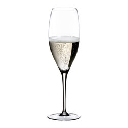 Riedel - Riedel Sommeliers Vintage Champagne Glass - You deserve the luxury of lead crystal stemware. So does your fine champagne. Salut!