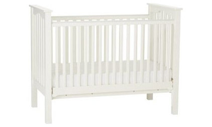 Contemporary Cribs by Pottery Barn Kids