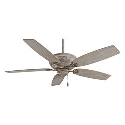 "Minka Aire - Minka Aire F659-DRF Classica Driftwood Energy Star 54"" Ceiling Fan - Features Hand Carved European Style"