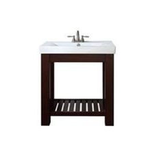 Traditional Bathroom Vanities And Sink Consoles by The Classy Cottage