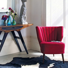 Modern Living Room Chairs by Graham and Green