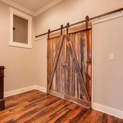 Reclaimed Barn Wood Flooring -