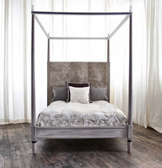 modern beds by The New Traditionalists