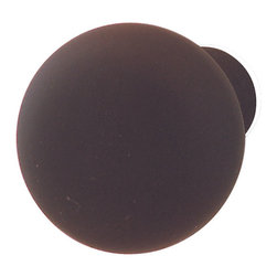 Hafele - Hafele 134.41.352 Oil Rubbed Bronze Cabinet Knobs - Hafele item number 134.41.352 is a beautifully finished Oil Rubbed Bronze Cabinet Knob.