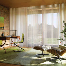 Contemporary Window Blinds by Live Beautiful Designs