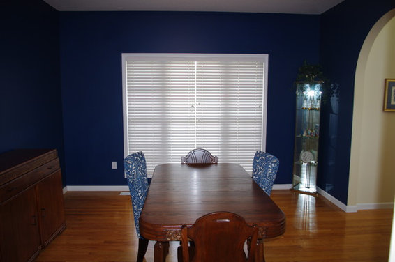 Got Dining Room Blues - Houzz