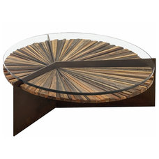 Craftsman Coffee Tables by Rotsen Furniture
