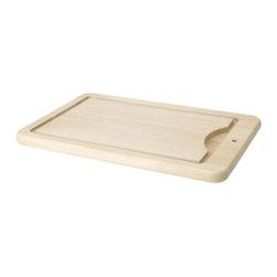 IKEA of Sweden - RESURS Carving board - Carving board, beech