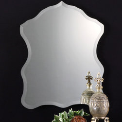 "12670-b Claiborne Vanity by Uttermost - Get 10% discount on your first order. Coupon code: ""houzz"". Order today."