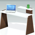 Home Office Desk Rendering for Client -