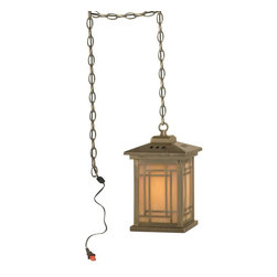 Dale Tiffany - New Dale Tiffany 1-Light Chandelier Brass - Product Details