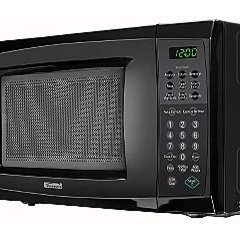 "17"" 0.7 cu. ft. Countertop Microwave Oven- Kenmore-Appliances-Microwaves-Counter"
