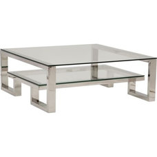 modern coffee tables by High Fashion Home