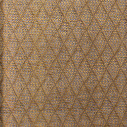 Pollack - Pollack Diamondieu in Gold Dust - 2.5 Yards - Yardage: 2.5 Yards