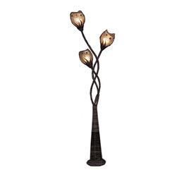 Natural Design House - Kikilu Floor Lamp - Kikilu floor lamp,