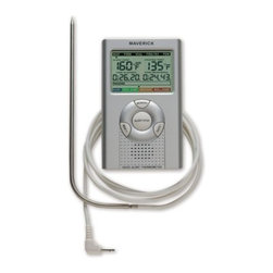 Accessories - Voice Anticipation Thermometer - - Easy to set display shows  target