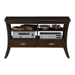 Jofran - Jofran 328 Series Sofa Table / TV Stand in Joes Espresso Finish - Jofran - Console Tables - 3289