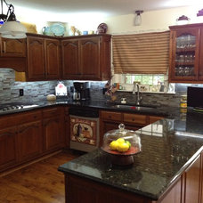 Traditional Kitchen Countertops by Lowe's of Lincolnton, NC