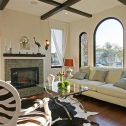 Spanish Style Windows -
