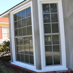 REPLACEMENT WINDOWS HISTORIC HOME - SS