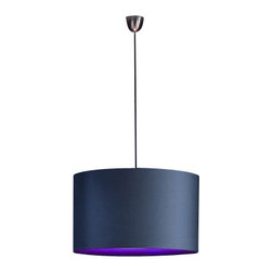 Tecnolumen - Tecnolumen HLWSP S 07/3 Pendant Light - The HLWSP S 07/3 PPendant Light is designed by Walter Schnepel and made by Tecnolumen. The pendant lamp HLWSP S07 / 3 by Tecnolumen is characterized by a wide screen, available in many different designs, which provides an expansive photo from. Optionally you can have a white plastic diffuser acquire the light even softer to sign. The cylindrical lampshade can be optimally on their living room to vote, because they can choose from 12 different color variations. Plain-colored umbrellas from linen fabric get them in white, natural, gray, red and anthracite. Furthermore Tecnolumen offers a plastic shield from Aslan, which is particularly suitable for contract use. Finally, you can still choose a contrasting variant of linen fabric if they take laminated on colored paint film the anthracite-colored screen. The color of the paint film (orange, magenta, green, light blue, red or white), you can determine, they will then be visible on the inside of the screen. Please enter at your order with your favorite color.         Product Details: The HLWSP  S 07/3 PPendant Light is designed by Walter Schnepel and made by Tecnolumen. The pendant lamp HLWSP S07 / 3 by Tecnolumen is characterized by a wide screen, available in many different designs, which provides an expansive photo from. Optionally you can have a white plastic diffuser acquire the light even softer to sign.   The cylindrical lampshade can be optimally on their living room to vote, because they can choose from 12 different color variations. Plain-colored umbrellas from linen fabric get them in white, natural, gray, red and anthracite. Furthermore Tecnolumen offers a plastic shield from Aslan, which is particularly suitable for contract use. Finally, you can still choose a contrasting variant of linen fabric if they take laminated on colored paint film the anthracite-colored screen. The color of the paint film (orange, magenta, green, light blue, red or white), you ca