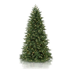 Balsam Hill Silverado Slim™ Artificial Christmas Tree - CAPTURE THE BEAUTY OF NAPA IN BALSAM HILL'S SILVERADO SLIM™ CHRISTMAS TREE |