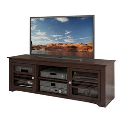 Sonax - Sonax West Lake TV Stand in Dark Espresso - Sonax ...