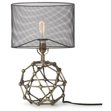 Industrial Table Lamps by Kathy Kuo Home