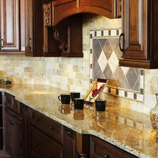 Traditional Kitchen Cabinets by ProCraft Cabinetry