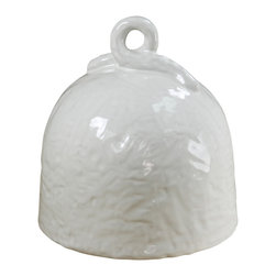 Montes Doggett - Hand-thrown Cheese/Cake Dome - This perfect little dome would be great for covering a special wedge of cheese or even a single cupcake. It's a great size for covering up a small culinary treat on a plate or a cutting board. This would make a special handmade gift.