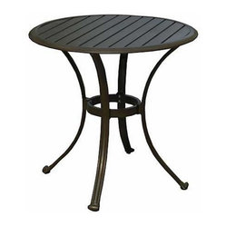 Panama Jack Island Breeze Bistro Dining Table