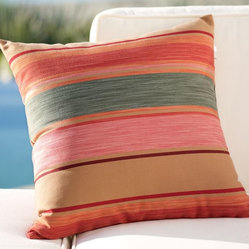 Hermosa Stripe Outdoor Pillow