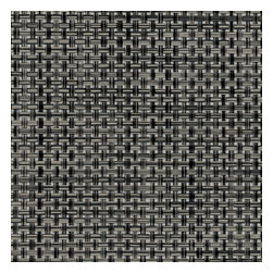 Chilewich - Chilewich Basket weave Floormats - 3' x 4', Carbon - Inside, out. If you're looking for a durable, flexible and easy-to-clean floor mat that crosses the threshold from indoor to outdoor use with style, you'll want to take a look at this.