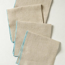 contemporary table linens by Anthropologie