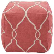 Contemporary Ottomans And Cubes by Arcadian Home & Lighting