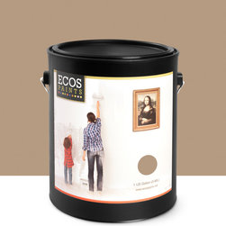 Imperial Paints - Interior Semi-Gloss Trim & Furniture Paint, Worn Path - Overview:
