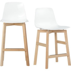 contemporary bar stools and counter stools by CB2