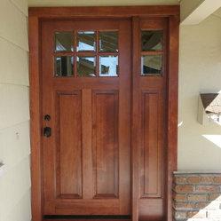 Exterior Simpson Door New Simpson Wood Door With Right