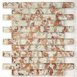 Mirage Temptation glass mosaic - Temptation glass mosaic by glazzio
