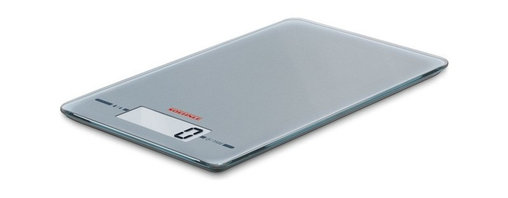 Soehnle - Soehnle Page Evolution Digital Kitchen Scale - Silver - Soehnle Page Evolution Digital Kitchen Scale - Silver - 66179   With the Page Evolution silver there's a new star on the horizon of your kitchen: only 9 mm high and full of the most innovative technology that makes this master piece possible. Highly precise performance on any floor and still the flattest kitchen scale of the world. The silver star appeal persuades the judges as well: it received the coveted reddot design award in 2011.