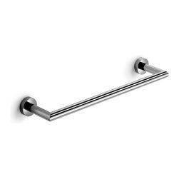 WS Bath Collections - Baketo Towel Rail 15.7 in Polished Chrome (23 - Choose Size: 23.6 inchesSolid Brass Base. Made by Lineabeta of Italy. Finish/Color: Polished Chrome. 15.7 inches Long