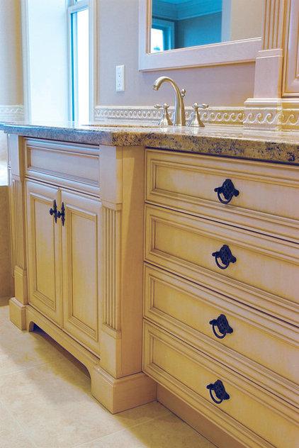 Bathroom Vanities And Sink Consoles by Arts Custom Woodcrafting Inc.