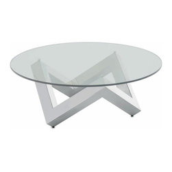 NUEVO - Como Coffee Table - This coffee table is contemporary and full of energy. The perfect addition to your living room.