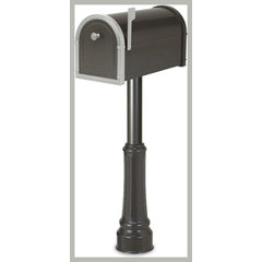 contemporary mailboxes Architectural Mailbox Bellevue Mailbox and Post Package