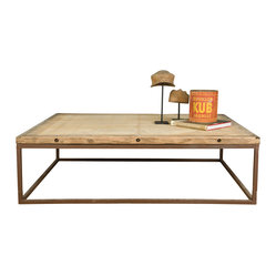 Brickmaker Grande Coffee Table