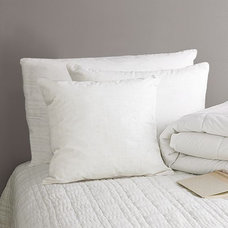 Modern Bed Pillows by West Elm
